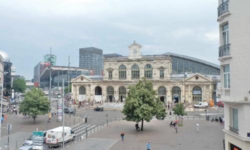 Location bureaux Gare Lille Flandre