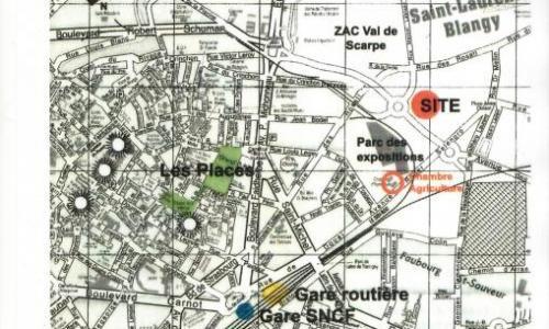 Bureaux à louer à Arras (62), ZAC des Rosati