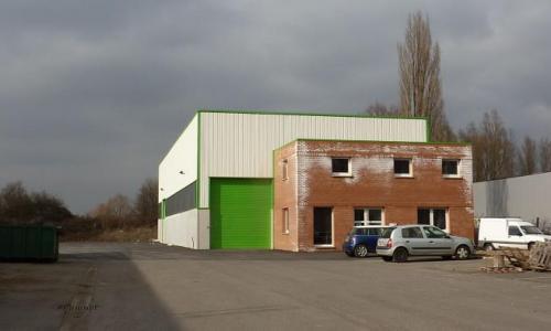 Entrepot à louer Zone Industrielle de Neuville en Ferrain (59)