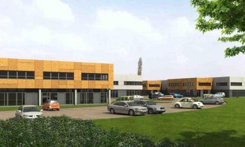 Location bureaux Master Park 2