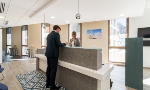 Location bureaux Lille Flex Office Euralille City Zen