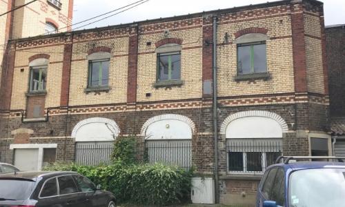 Vente Bureaux Lille : immeuble indépendant avec services à proximité