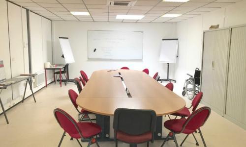 Location Bureaux Lille Villeneuve d'Ascq face Décathlon Campus