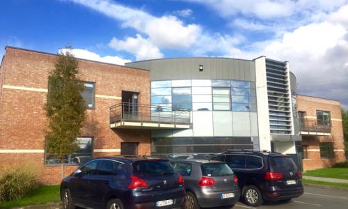 Location bureaux Lille Wasquehal Château Blanc
