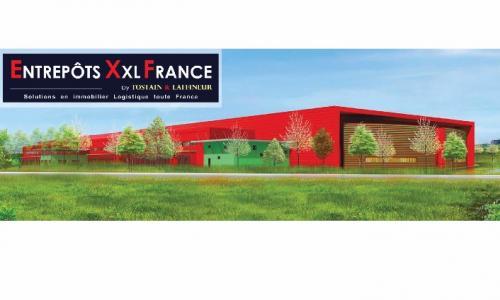Entrepôt en vente et en location Le Coudray-Montceaux