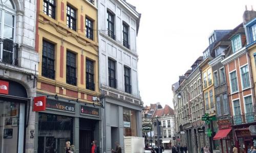 Location surface commerciale Vieux Lille