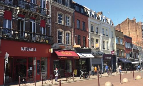 Location immeuble commercial face au Marché de Wazemmes et des Halles