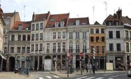 Location boutique Vieux-Lille