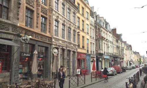 Cession restaurant Vieux Lille