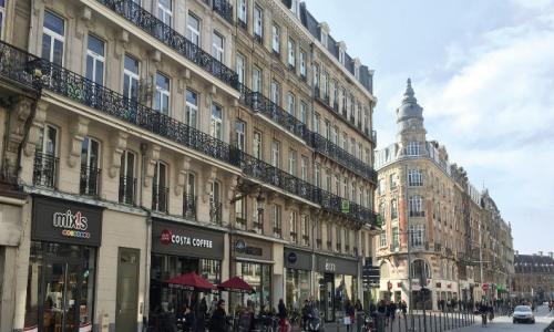 Location commerce centre-ville