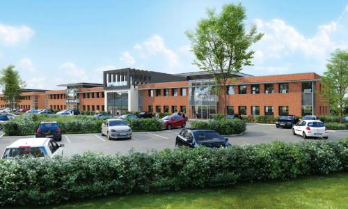 Location bureaux Lille (Lezennes)