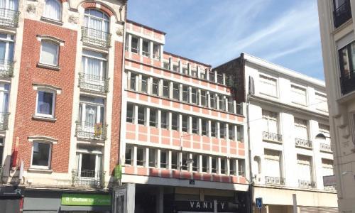Bureaux à louer à Lille Centre