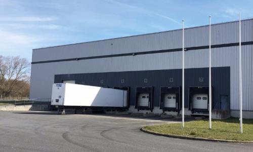 Location entrepôt Calais