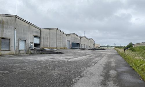 Vente entrepôt Dunkerque (Coudekerque Village)