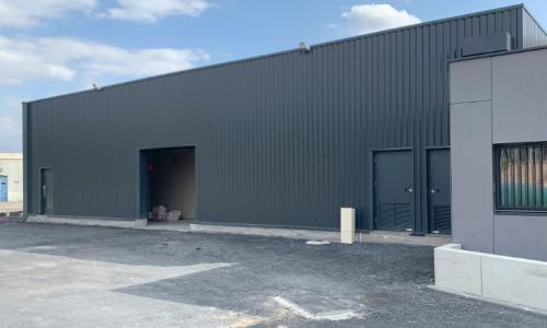 A louer entrepôt Valenciennes (La Sentinelle)