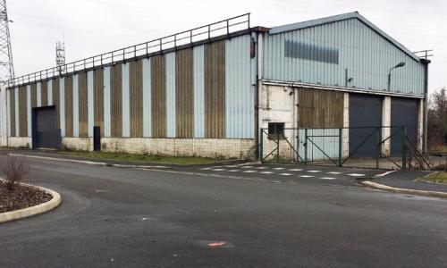 Vente entrepôt Lille Valenciennes location
