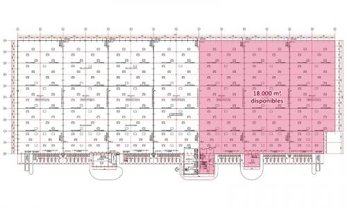 Location entrepôt logistique Lille (Hem)
