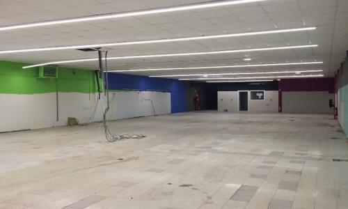 Location bâtiment commercial Lille