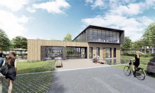 Location Vente Bureaux Haute Borne : votre immeuble de bureaux moderne