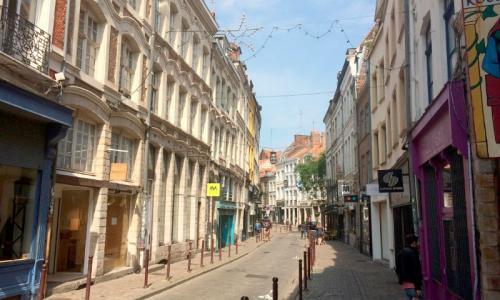 Cession bail commerce Centre Lille