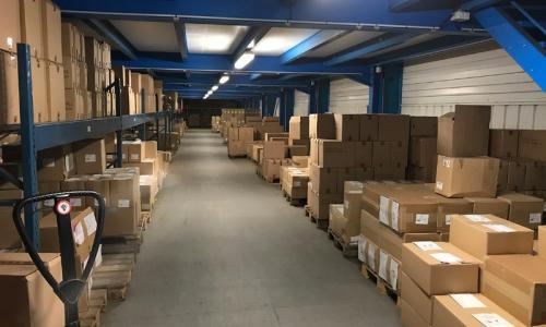 Vente entrepôt Lille (Bondues)