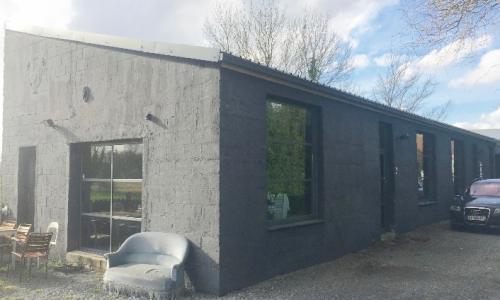 Vente bureaux atypiques dans un cadre verdoyant
