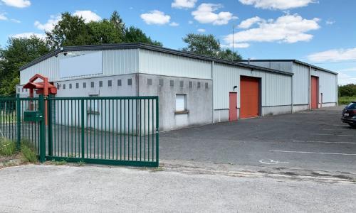 Vente entrepôt Béthune (Labeuvrière)