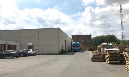 Vente entrepôt avec réserve foncière Lille (Comines)