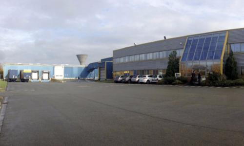 Vente entrepôt Lille Arras