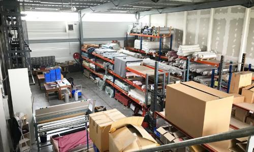 Vente entrepôt Lille (Nieppe)