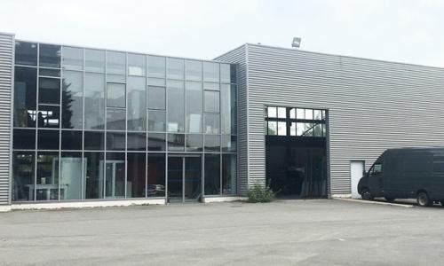 Vente entrepôt Lille
