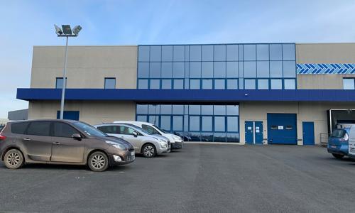 A vendre entrepôt Arras (Saint-Laurent-Blangy)