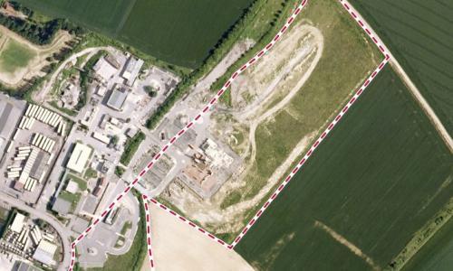 Vente terrain Lille Lens