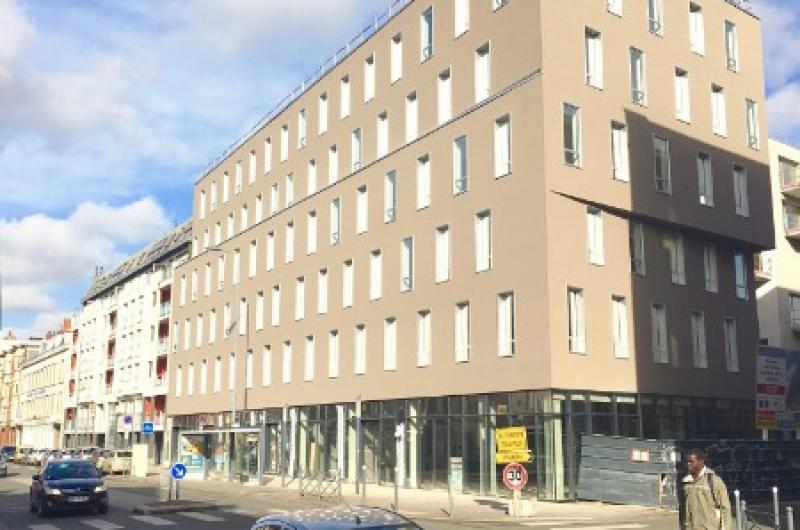 La société SRJ Marketing est le premier locataire de l'immeuble LE NOVALILLE à Lille