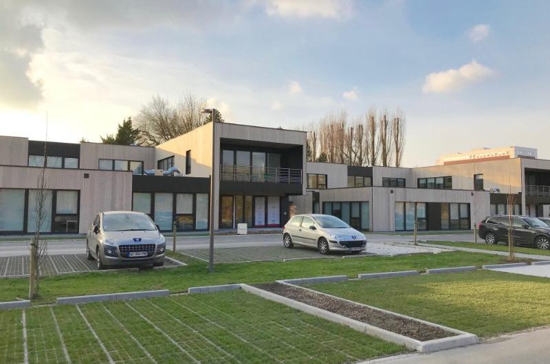 Bureaux Lille : Altedia prend à bail à Wood Park, Marcq en Baroeul