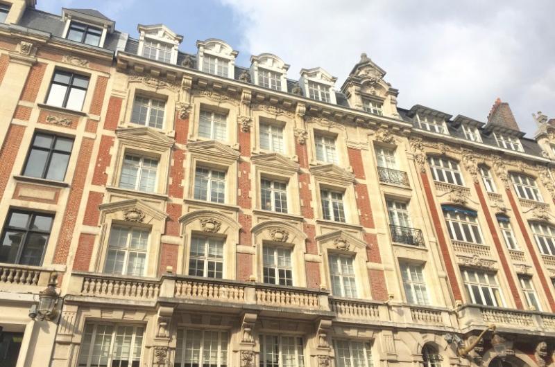 Bureaux Lille : L'Institut pour la Photographie s'installe rue Faidherbe à Lille