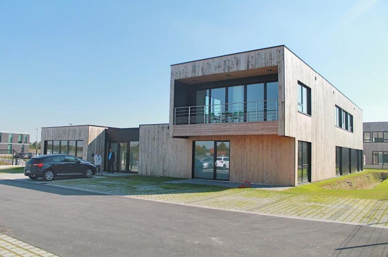 Bureaux Lille : CFA s'étend sur la Haute Borne