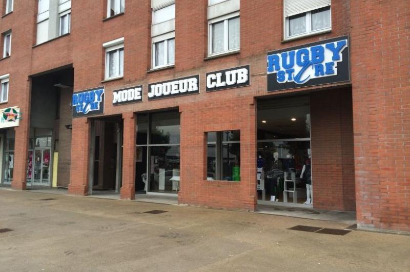 Location commerce Lille à Villeneuve d'Ascq : l'arrivée d'un Rugby Store