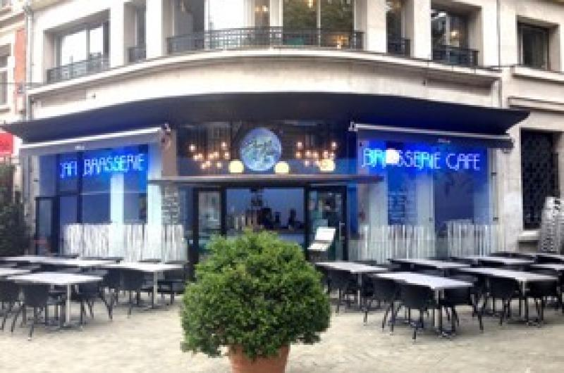 Location commerce Lille : une brasserie face au futur Apple Store de Lille le Blue Moon