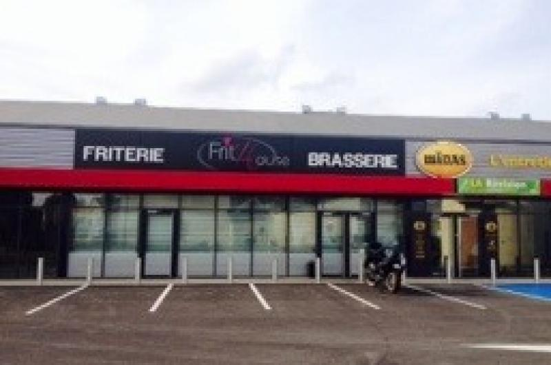 Location commerce Lille : le restaurant Frit'House s'installe à Croix