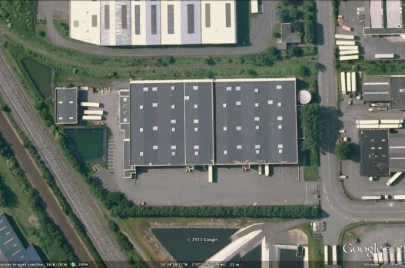Location vente entrepot Lille
