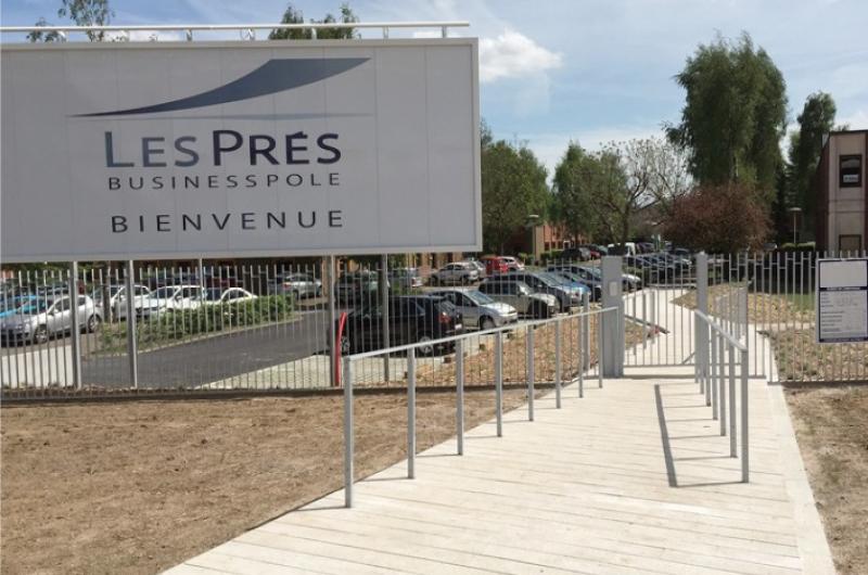 Location bureaux Les Prés BusinessPole