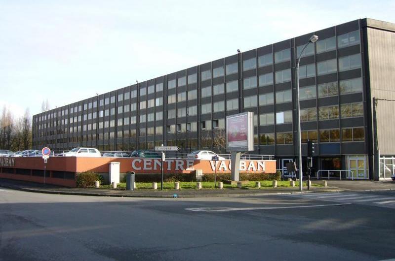 Bureaux location et vente Centre Vauban Lille