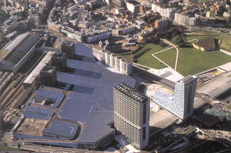 Location bureaux Lille Atrium