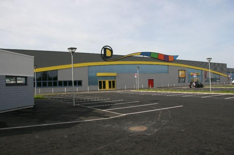 Location entrepot Lille Douai