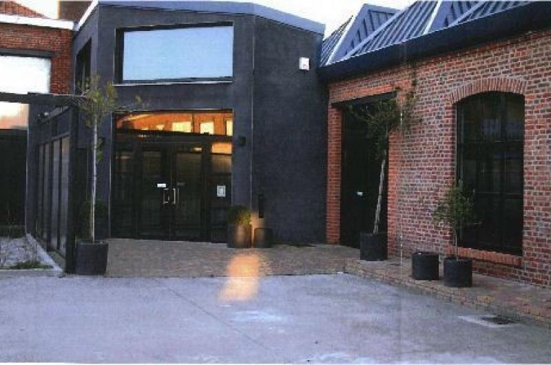 Bâtiment commercial Lille