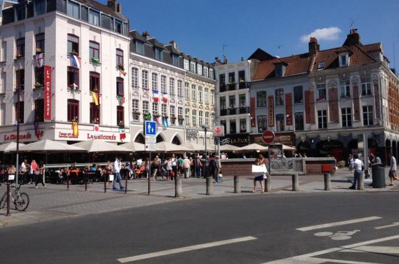 Location commerce à Lille