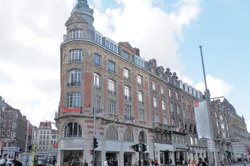Location bureaux Lille Gares