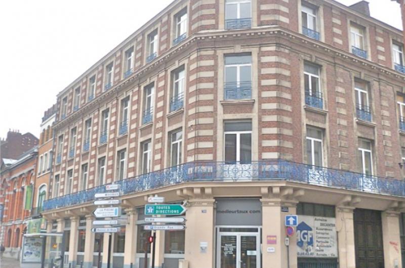 Location bureaux Roubaix