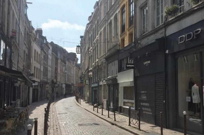 Cession commerce Lille